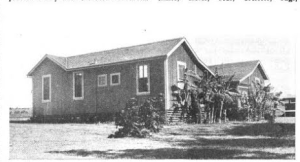 "Teachers' Cottages were provided by the Department of Public Instruction in rural districts Source: ""Teachers' Cottages in Hawaii"" V. MacCaughy, Journal of the National Education Association, October 1922"