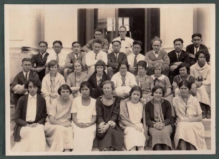 UH Press Club 1925
